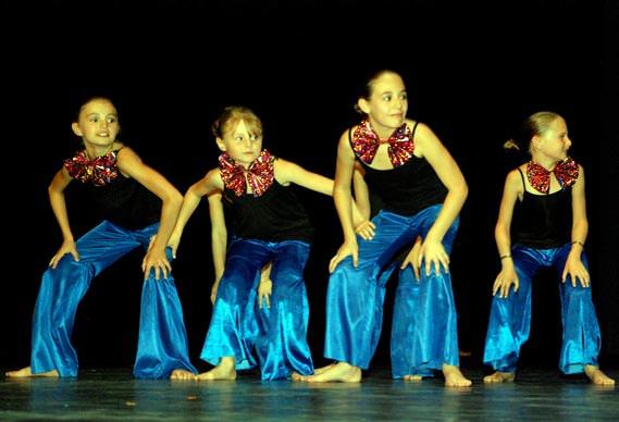 Myriam Chaumet - Modern Jazz Danse